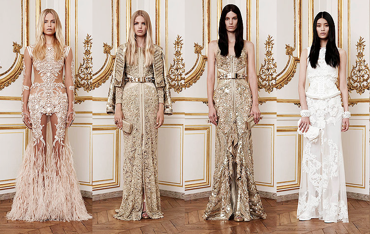 Collection: Givenchy Spring 2011 Couture